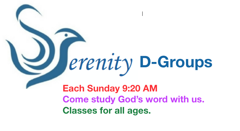 Serenity D-Groups