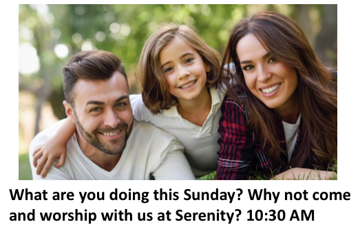 What are you doing this Sunday?